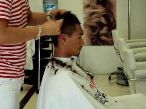 japan hair cut (nakata style) 2