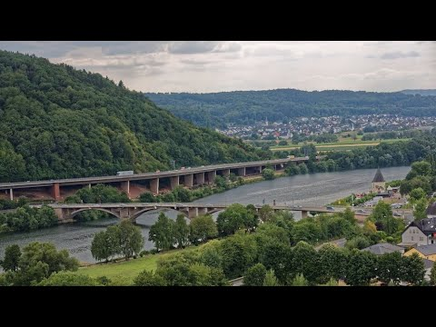 Konz (Kreis Trier, Germany) Stadrundgang