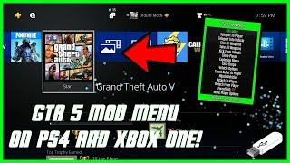 Tutorial: How To Install GTA 5 Online USB Mod Menus On ALL CONSOLES!   (Latest Patch) NEW 2019!