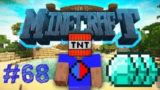 Minecraft SMP HOW TO MINECRAFT #68 'BLASTING DIAMOND!' with Vikkstar