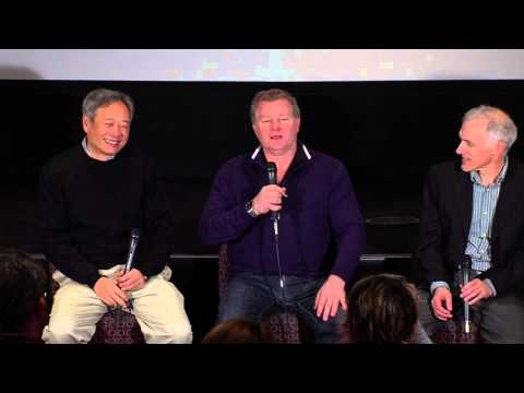 ScreenSlam -- Life of Pi 3D Blu-ray Presentation with Ang Lee