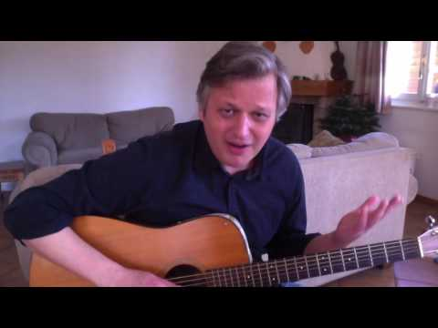 How to Play Stayin' Alive on Guitar - The Bee Gees, Mark 66
