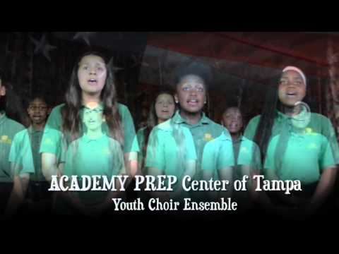 2015-2016 Academy Prep Center of Tampa Choir National Anthem