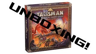 Agents of Sigmar - Game unboxing  - Talisman!