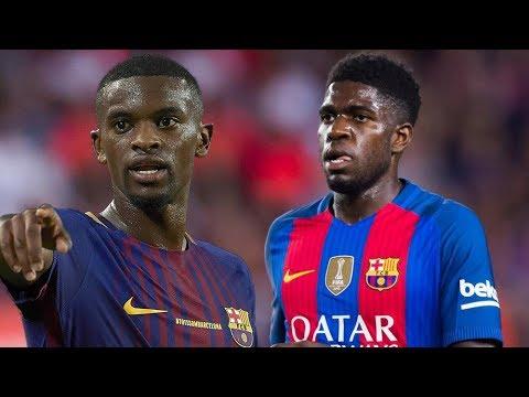Samuel Umtiti & Nelson Semedo ● Two Beast ● 2017/18
