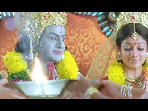 Sri Rama Rajyam Movie Songs HD - Mangalamu Ramunaku Song - Balakrishna, Nayantara, Ilayaraja
