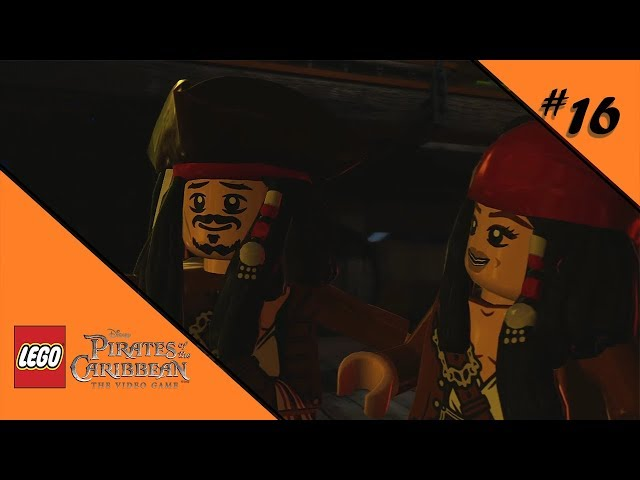 LONDON ☠ Let's Play LEGO Pirates of the Caribbean #16