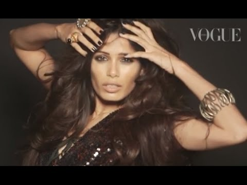 Freida Pinto's Vogue India Cover Is Dark And Dramatic (PHOTOS) | HuffPost Life