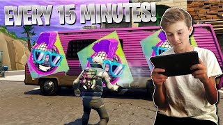 🔴Using the Walmart Spray every Kill I get... | Fortnite Mobile