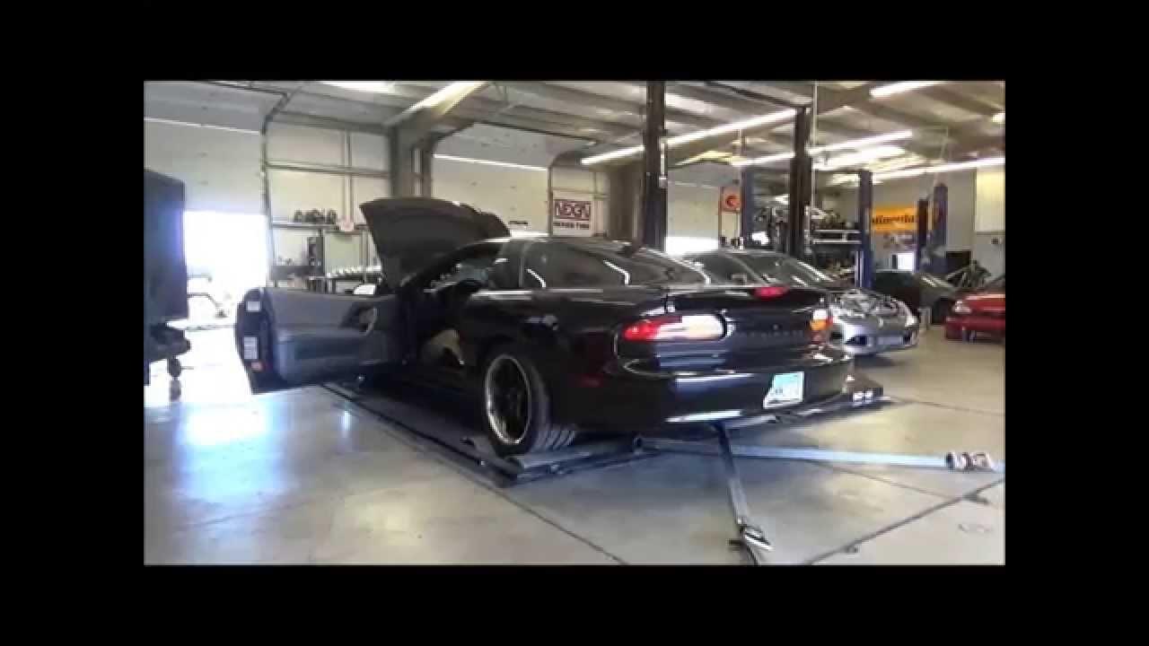 Turbo LQ4 Camaro Dyno/Build