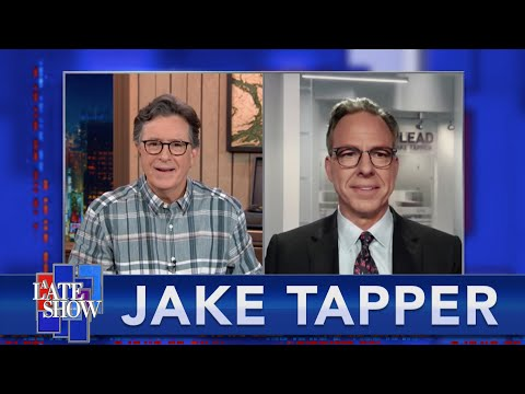 A Big Gamble - Jake Tapper On The GOP's Continued Support Of No. 45
