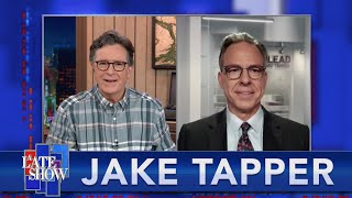"""A Big Gamble"" - Jake Tapper On The GOP's Continued Support Of No. 45"