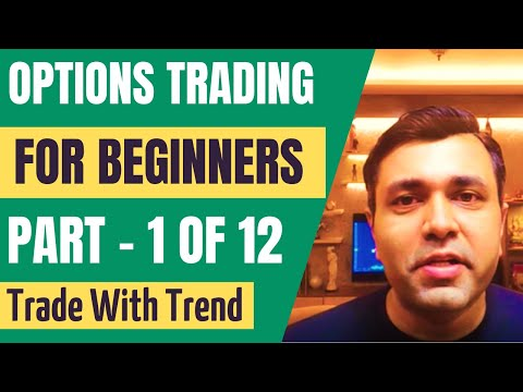 Options Trading Strategies – Part 1