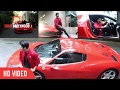 Armaan Malik Grand Entry In Ferrari AAJA NA FERRARI MEIN Song Launch