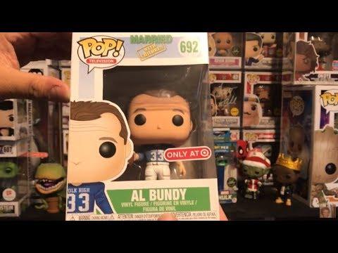 Pop Vinyl--Married with Children Al Bundy Football Uniform US Exclusive Po...