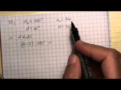 12. osztály - Számtani sorozatok 2/2. 30., 31., 32., 34. feladat