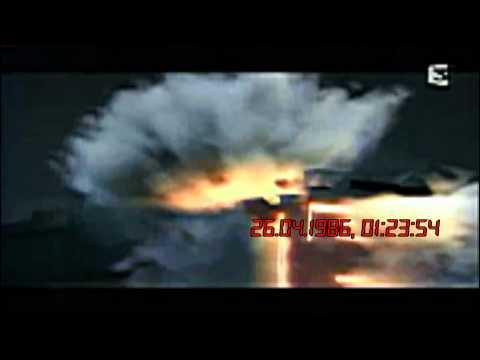 Tchernobyl, 26.04.1986, 01:23:50 AM