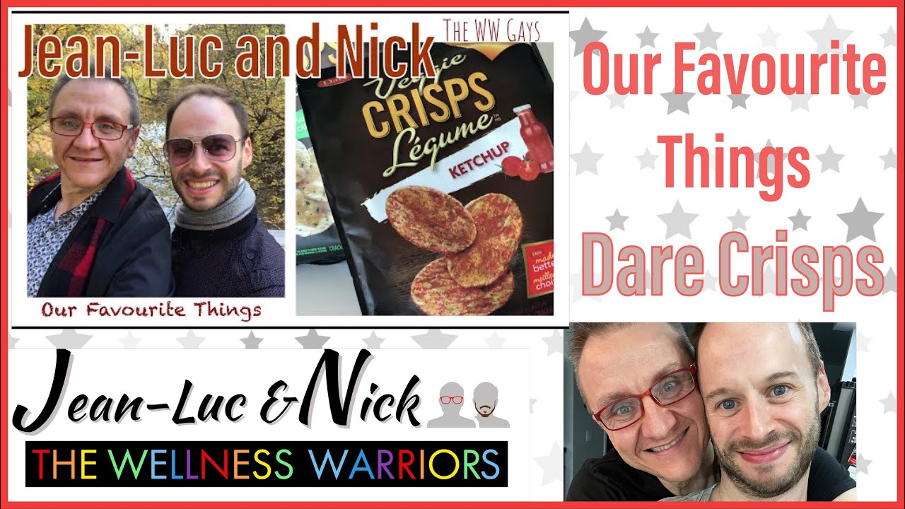 Our Favourite Things: Dare Crisps