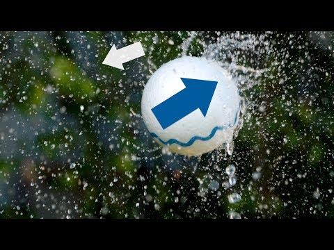 Hydrodynamic Levitation!