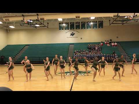 Dutch Fork Middle School Dazzlers Dance Team - Jazz