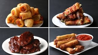 3-Ingredient Appetizers by : Tasty