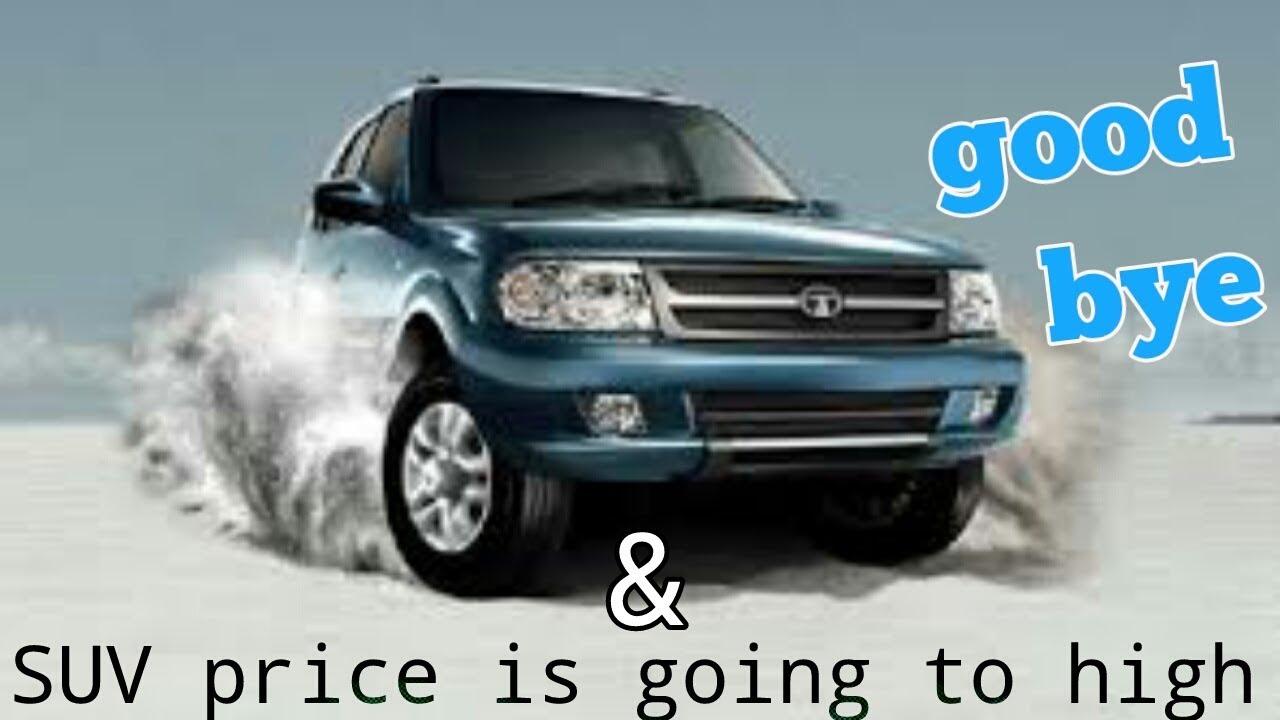Tata Safari Dicor No More Suv Luxury Car Price Going To High
