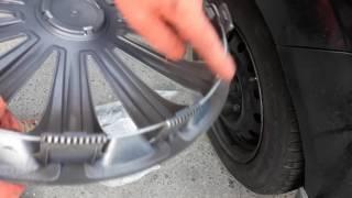 видео Колпаки на колесные диски