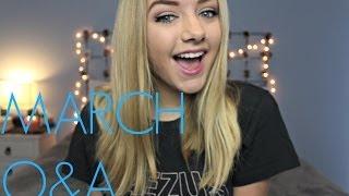 MARCH Q&A! Thumbnail
