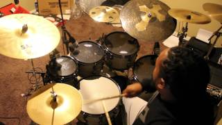 Pitbull - Time of our lives ft. Neyo (drum cover)