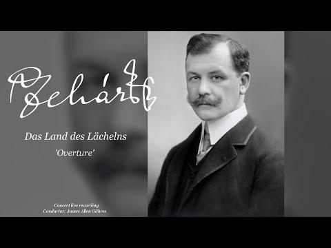 Franz Lehár - Das Land des Lächelns, Overture - James Allen Gähres, cond., Ulm Philharmonic
