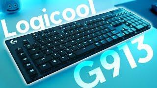 【Logicool】薄型でワイヤレスなゲーミングキーボード!?G913が最高すぎる件。~開封&レビュー~