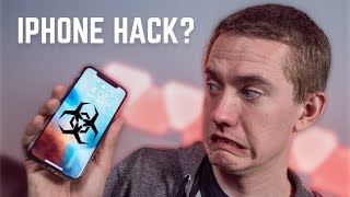Brand New iPhone Security Feature Hacked!