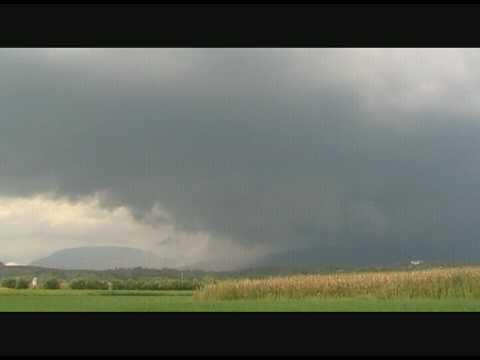 HP Supercell Near Majano, North Of Udine - Sept 4th 2009