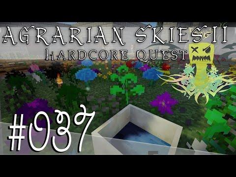 Agrarian Skies 2 [#037][HD][Deutsch] Botania Mystical Flower