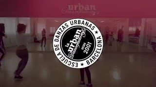 LA URBAN DANCE FACTORY - SINCE 2001 - BARCELONA