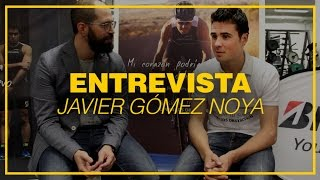 Entrevista con Javier Gómez Noya