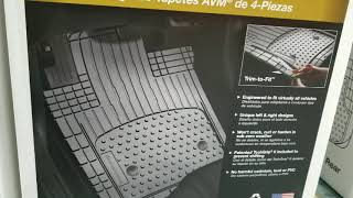 Costco!  Weather Tech Trim to Fit 4 Piece Car Mats $29!!!