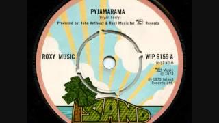 Bryan Ferry & Roxy Music  -  Pyjamarama