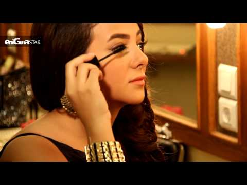 Donia Samir Ghanem Cover Shoot for eniGma Star كواليس تصوير