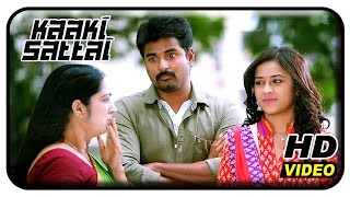 kaaki sattai tamil movie scenes sri divya tricks sivakarthikeyans mom prabhu