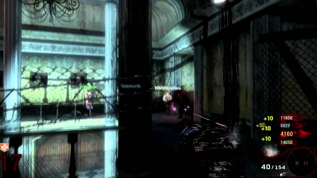 """Vidéo optionnelle n°2 : Un zombie avec Ricordic, Ricocotamus, et godofwar ! """"Du PQ sur la bouche"""""""