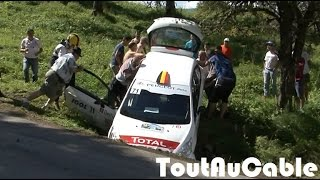 Rallye du Mont-blanc 2014 Crash & Mistakes by ToutAuCable [HD]