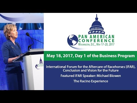 2017 Pan Am Conference, May 18, 2017, Day 1 Business Program Part 3