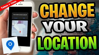 Change GPS Location - How to Change Your GPS Location (Android/iOS) screenshot 5