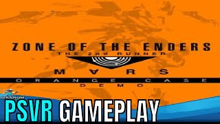 Zone Of The Enders: The Second Runner |  PSVR  |  Orange Case Demo - NEW!!!!