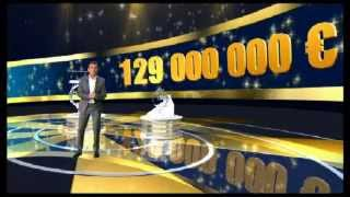 Euromillions draw of 11 June 2013