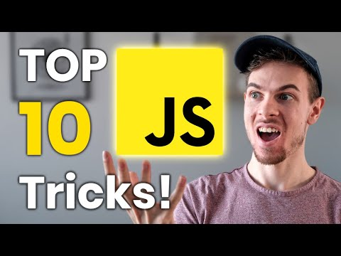 Top 10 Javascript Tricks You Didn't Know!