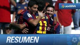 Resumen de CГіrdoba CF (0-8) FC Barcelona