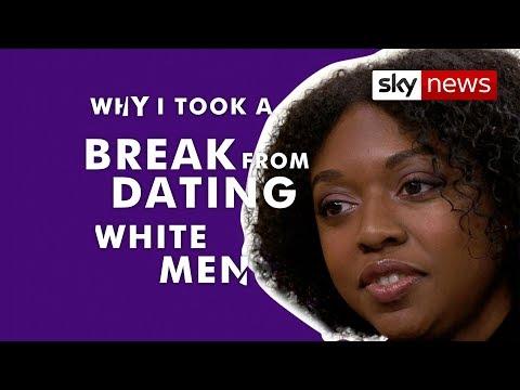 'I took a break from white men'