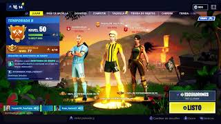 BALSA BUTTON EVENT IN FORTNITE!!! (With my cousin) Team LYR